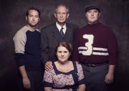Loman Family portrait