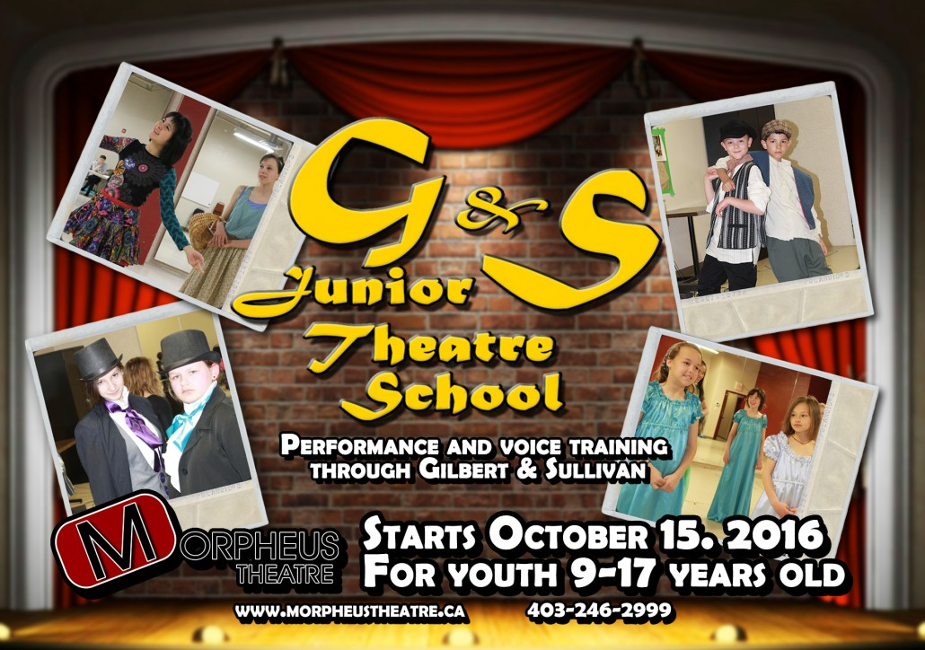 G&S Junior 2016